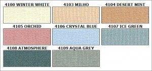 Nilo színek