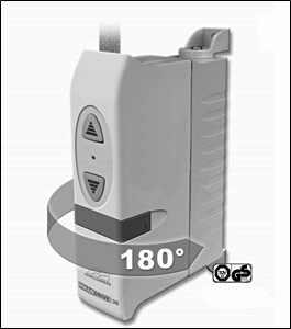 Elektromos minigurtni csévélő