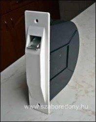 Falba sűllyeszthető mini gurtnicsévélő automata